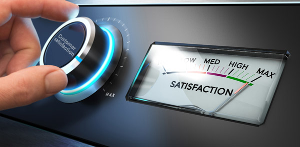 KundenzufriedenheitCustomer satisfaction