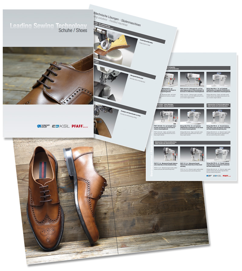 Segment Brochures Shoes