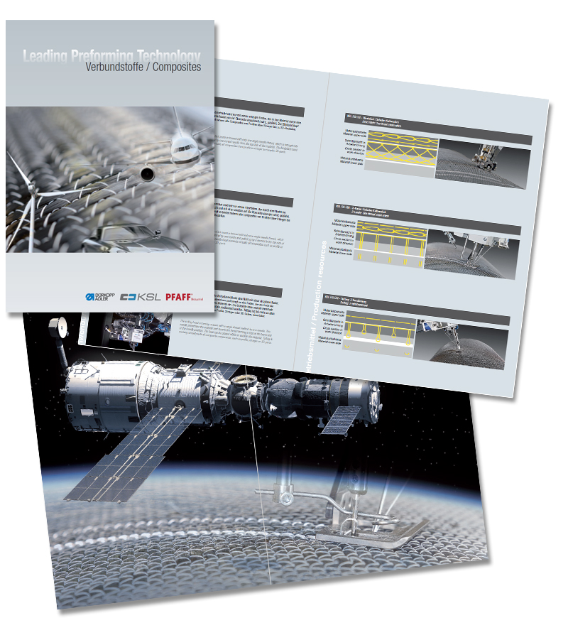 Segmentbrochures-Composites