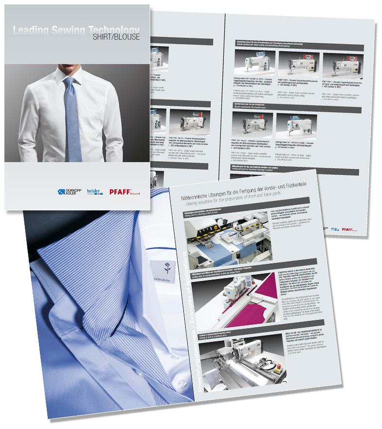 Segmentbrochures-Shirt