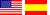 Flagge US ES